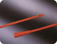 Bardia red rubber catheter